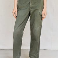Vintage Belgian Army Pant - Urban Outfitters