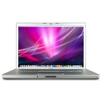 Apple MacBook Pro Core 2 Duo T7700 2.4GHz 2GB 160GB DVD±RW GeForce 8600M GT 15.4 Notebook OS X w/Cam (Late 2007)