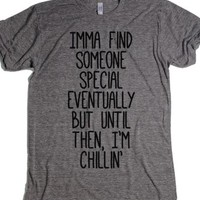 Athletic Grey T-Shirt | Fun Fresh Prince Quote Shirts