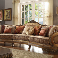 3 Piece Traditional HD-458 Living Room Sectional