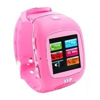 SVP G13 (with Micro 4GB) Camouflage Camera GSM Quad-band Smart Watch Phone ~ UNLOCKED ~