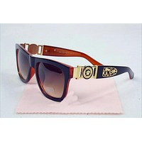 Versace The new pair of sunglasses women medusa sunglasses