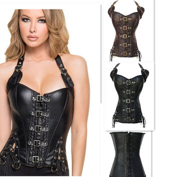 Women's Fashion Sexy Bodysuit Corset ON SALE = 4143608708