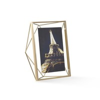 Prisma 5X7 Photo Display - Matte Brass - Umbra