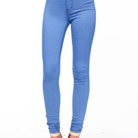 HIGH WAISTED JEGGINGS