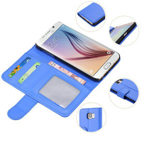 S6 S6 Edge Pu Leather Case For Samsung Galaxy S6 G9200 G925