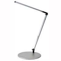 Z-Bar Solo LED Desk Lamp with Base