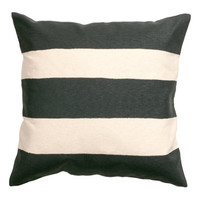 H&M Striped Cushion Cover $12.99