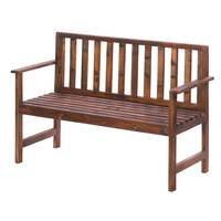Garden Grove Wood Bench