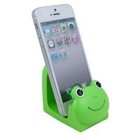 Frog Cell Phone Holder for iPhone Samsung HTC...