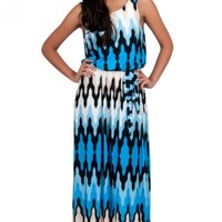 Koh Koh Women's Backless Long Empire Cocktail Evening Maxi Dress Gown