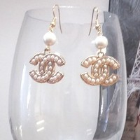 Super Cute & Lovely Designer Earrings With Fish Hook Post