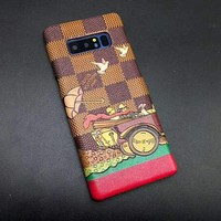 Perfect Louis Vuitton LV SAMSUNG Phone Cover Case For Note 8
