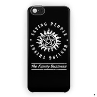 Saving People Business Supernatural  For iPhone 5 / 5S / 5C Case
