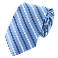 Tok Tok Designs Men's Necktie (N54, 100% Silk)