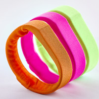 Flo Collection of Covers for Fitbit Flex