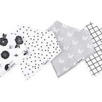 Baby Bandana Bibs - Willow