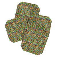 Betsy Olmsted Acid Knit Coaster Set