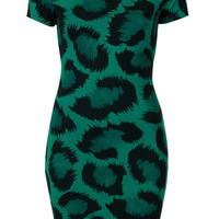 Petite Leopard Midi Dress - Going Out - New In - Topshop USA