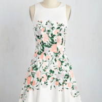 Wreath for the Stars Dress | Mod Retro Vintage Dresses | ModCloth.com