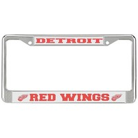 Rico Detroit Red Wings License Plate Frame