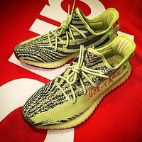 Adidas Yeezy 550 Boost 350 V2 Running Sport Casual Shoes Sneakers