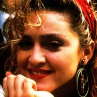Madonna Poster 24x36 1980'S Photo