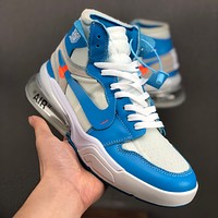 Nike Air Jordan 1 x OFF-White x 270 NGR UNC Men Women Sneakers - Best Deal Online