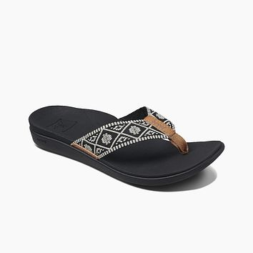 Reef Ortho Bounce Woven Sandals