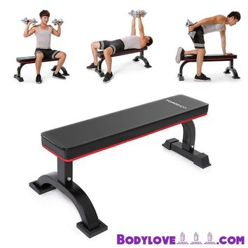 Sit Up Bench Crunch Board Home Gym Weight Training Exercise Workout