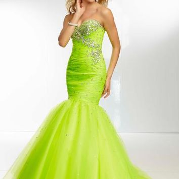 Mori Lee 95027 Prom Dress - PromDressShop.com