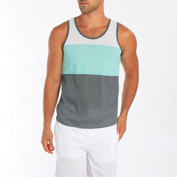 Miami Style® - Striped Tank Top