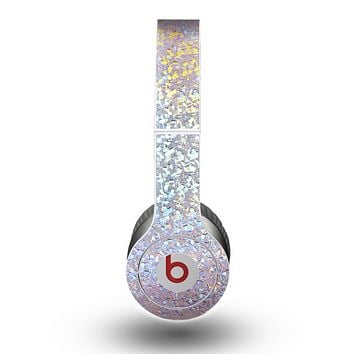 The Colorful Confetti Glitter Sparkle Skin for the Beats by Dre Original Solo-Solo HD Headphones