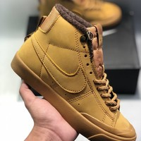 NIKE SB ZOOM BLAZER MID XT BOTA cheap Men's and women's nike shoes