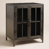 Metal Virgil Accent Table