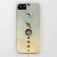 Solar System  iPhone Case by Terry Fan   Society6