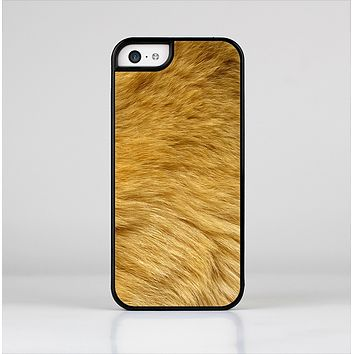 The Golden Furry Animal Skin-Sert Case for the Apple iPhone 5c
