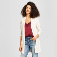 Women's Long Open Cardigan - A New Day™