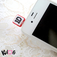 One Direction plug for Iphone