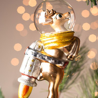 Rocketeer Reindeer Ornament | Mod Retro Vintage Decor Accessories | ModCloth.com