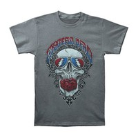 Grateful Dead Men's  Steal Your Shades T-shirt Grey Rockabilia