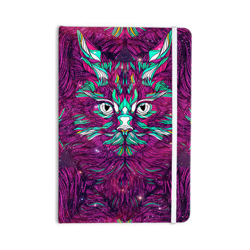 """Danny Ivan """"Space Cat"""" Everything Notebook"""