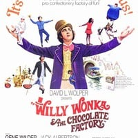 Willy Wonka and the Chocolate Factory 11x17 Movie Poster (1971)