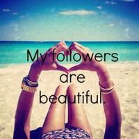 My Followers Are My Everything 💜