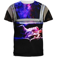 Sleep to Dream of Stars All Over Adult T-Shirt