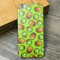 Kiwi Fruit Case for iPhone