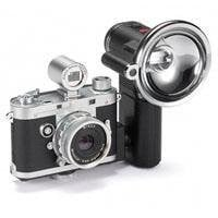 Minox DCC 5.1 Classic Digital Camera with Classic Camera Flash