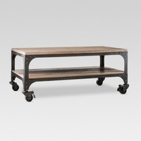 Franklin Coffee Table Weathered Gray - Threshold™