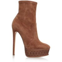 Casadei Isabella Suede Ankle Boots 140 | Harrods