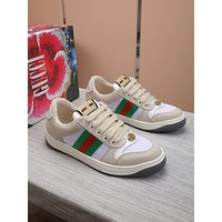 Gucci  Fashion Men Women's Casual Running Sport Shoes Sneakers Slipper Sandals High Heels Shoes01